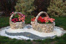 Zahrada dekorace