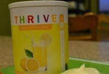 "Thrive Lemonade / Make sure you stock up, this is a seasonal item.  It makes the most delicious lemonade. FAVORITE PART... this is an ""add your own sweetener"" item so it is the perfect replacement for lemon juice in all of your recipes.  It is a pantry must have!  Shop my discounted site-no coupon required.  http://bit.ly/2cVlehv"