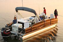 Fishing pontoon boats - pontoons.com