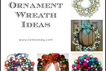 DIY: Holiday Decorations