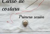 CURSO COSTURAS