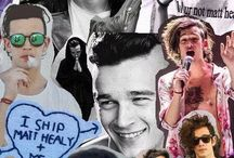 my matty healy problem / i think it's pretty obvious