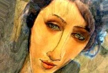 Art: Amedeo Modigliani / Italian painter 1884-1920.