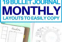 bullet journey