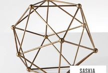 Saskia Thuot vous inspire... un espace salon! / Saskia & Annie Tremblay, designer, vous inspire un espace salon avec un coin adulte & un coin pour les enfants!