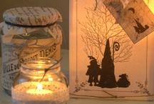 Sinterklaas Decoratie / #Sinterklaas #Decoratie #DIY #Sfeer #Knutselen #Kinderfeest #5december