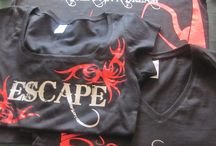 prints / we print on t-shirts, fouters, cups, bags, mousepads etc