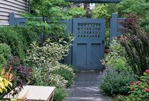 Landscape-Fences-Gates-Decks-Patios-Paths / by Sharon Rains