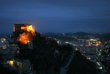Syros Night View