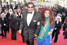 Beauty maven Shahnaz Husain walks the Red Carpet at Cannes / Shahnaz Husain, 'Global Pioneer of Ayurveda' has received unprecedented global acclaim for promoting Ayurveda worldwide with a crusader's zeal. She looked the real 'Beauty Diva' as she walked the Red Carpet at Cannes recently. Shahnaz has received several prestigious awards, including the World's Greatest Woman Entrepreneur Award, for the first time in 107 years, from 'Success', the U.S. based Business Magazine, as well as the Padma Shri Award for rendering exceptional service.