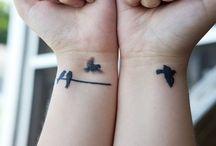 Tattoos / by Dana Santoro