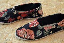 hacer zapatillas
