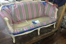 From the Factory-Upholstery / Amazing creations by our artisans in Hickory, North Carolina.