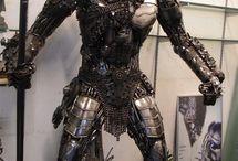 Metal art / Sculpture