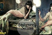 Designer Sarees / Designer Sarees at WhiteMango.in
