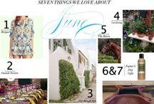 7 THINGS WE LOVE: