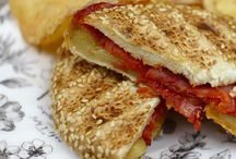 Club Sandwich / Blogger challenge - Sandwiches, Bagels, Toasties and everything in between.