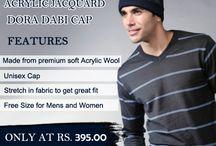 Winter Caps for Men