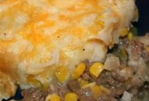 Casserole - one dish meals