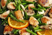 PALEO- Stir Frys/Soup/Salad