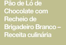 Pão de lo de chocolate