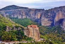 Greece Travel Guide / by Laurel Robbins: Monkeys and Mountains Adventure Travel Blog