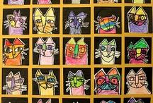 Class artworks