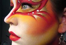 cirque makeup