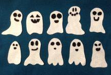 Halloween Felt Board Sets