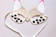 masks & headpieces
