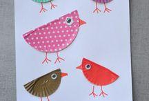 Téma Ptáci