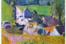 Painting. Pierre Bonnard