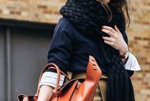 Шарф +свитер