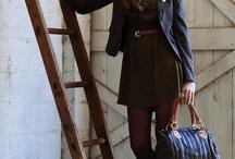 Rustic vintage look dames