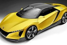 Sports Cars / The hottest sports cars from America, Asia, Europe and elsewhere around the world.