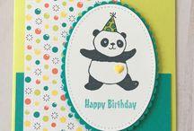 """""""Party Pandas""""! / Sale-a-bration 2018"""