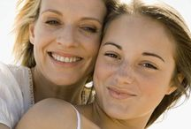 Photo - posing (Mother, Daughter)