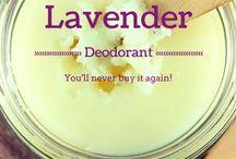 deodorant maken