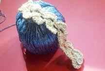 El Crochet de Alice / Bisutería de crochet a la venta en http://creacionesatenea.blogspot.com.es/