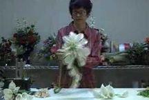 Silk flower DIY
