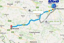 Transport leków do Wrocławia / Leki do Wrocławia podróżują bardzo krótko poprzez transport drogowy. Samochodami, które utrzymują kontrolowaną temperaturę lub w opakowaniach termoizolacyjnych. Transport w temperaturze kontrolowanej 2 °C do 8°C trwa 3 godz. 40 min (353,8 km) jadąc z Warszawy do Wrocławia trasą A2 i S8. Realizujemy również transport leków do innych miejscowości znajdujących się w Polsce leków zarówno luzem jak i w specjalistycznych opakowaniach.