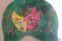 Carnaval / Le carnaval de Venise s'invite à l'école !