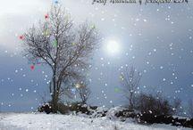 Merry Christmas /  Boas Festas, Bon Nadal, Bonne année, Feliz Año Nuevo, Feliz Ano Novo, Feliz Navidad, Felices Fiestas, Happy New Year, Joyeux Noël, Navidad, Merry Christmas, Natale Hilare, Season's Greetings