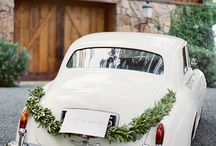 Wedding cars / by Paula O'Hara