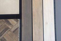 Tiles in interior design