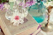 Decoración para bodas / Decoración Bodas ideas originales para bodas, decoracion de cestos para bodas. Diseños de galletas para bodas decoraciones de salon de boda. Todo para una boda original y elegante. Centros de mesa para bodas.