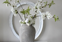 White Bouquets  / A collection of flowers and blooms where white is all they have in common