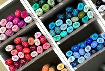 Copic Marker Ideas