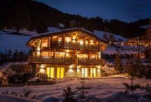 Holiday chalet & Apartments in Megeve