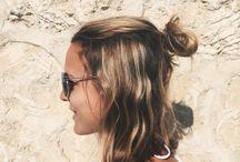 Hiushommia / Hiuksia hiuksia hiuksia